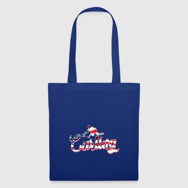 Team USA Curling - Tote Bag