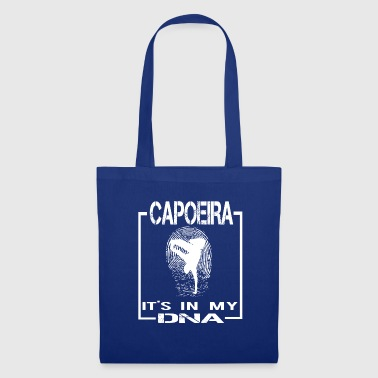 CAPOEIRA it's in my DNA - Tote Bag