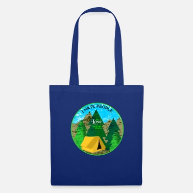 National Parcs nationaux - Tote Bag