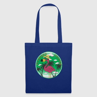 Flamingo Heaven - Tote Bag