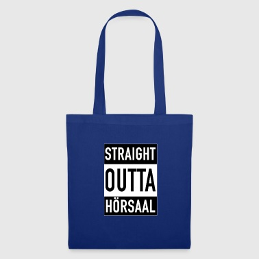 Straight Outta lecture hall - Tote Bag