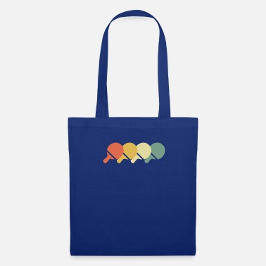Pingpong Style Ping-pong des années 70 - Tote Bag