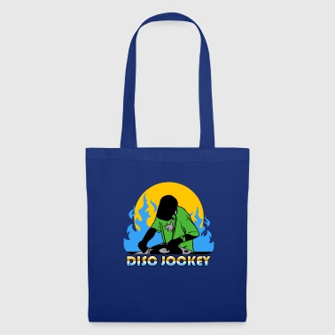 disc jockey - Tote Bag