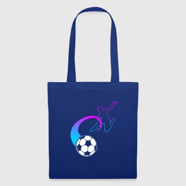 Football Fan Football Fan Footballer Gift - Tote Bag
