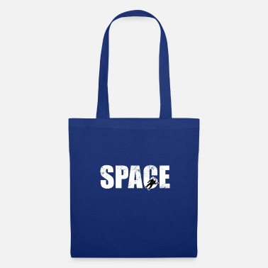 Weightless Astronaut Space Rocket Weightless All - Tote Bag