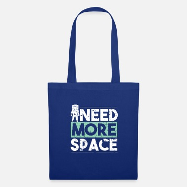 Weightless Astronaut Space Weightless Rocket Mars - Tote Bag