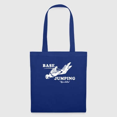 Base Jumping - Tote Bag