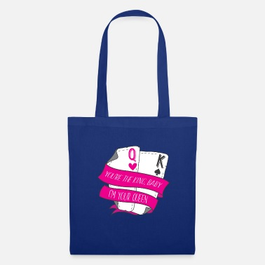 King Queen Queen King - Tote Bag