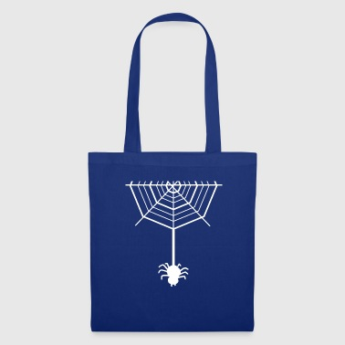 Spider - spiders - spider owner - spider web - Tote Bag