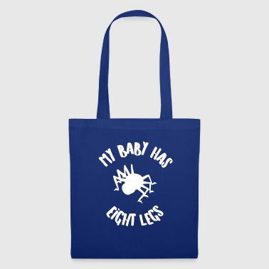 Spider - Spiders - Spider Owner - Funny - Tote Bag