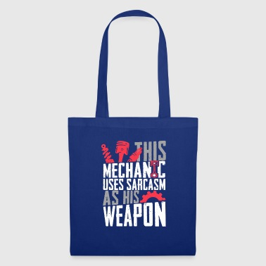 Mécanicien automobile - Tote Bag