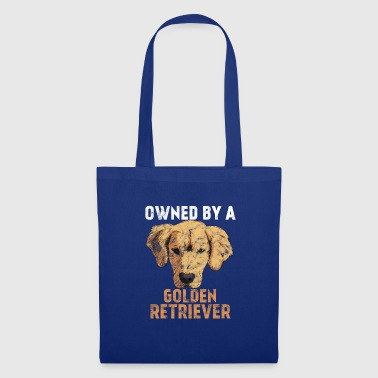 Rancore dei cani - Di proprietà di un golden retriever - Borsa di stoffa