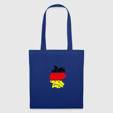 (Allemagne Flaggs) - Tote Bag