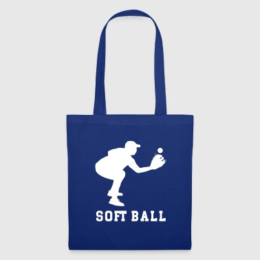 Softball - Tote Bag
