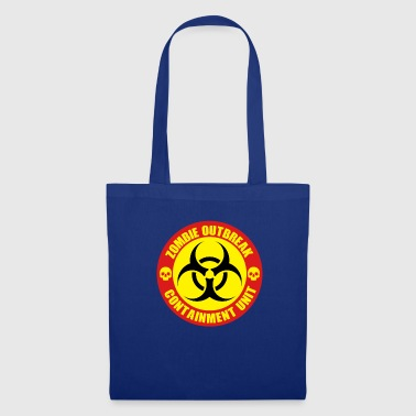 Outbreak Zombie outbreak containment unit - Tote Bag