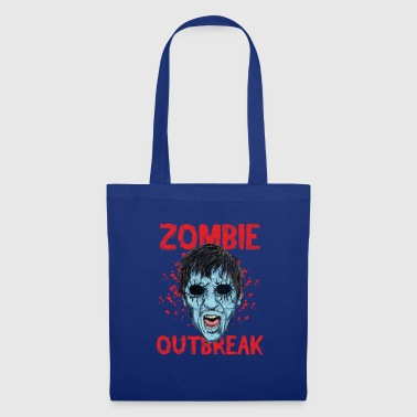 Zombie Outbreak Grudge - Tote Bag