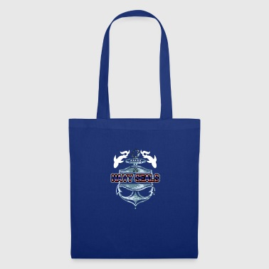 Navy Seal Rescue Diver - Tote Bag