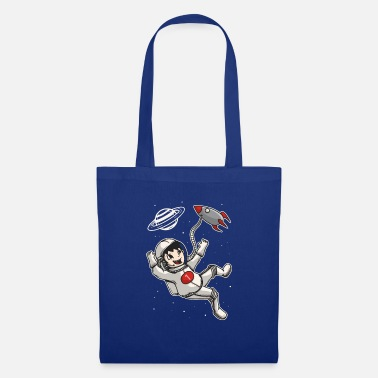 Astronaut - First Birthday - Child 1 - Tote Bag