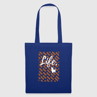 Ruff Life - Tshirt pour chien Yorkshire Terrier - Tote Bag