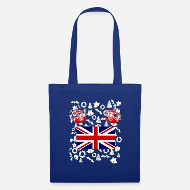 Jack Great Britain England Queen Flag Union Jack - Tote Bag