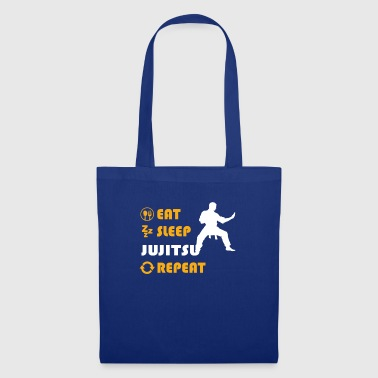 Karate Jujitsu - present for men and women - Tote Bag