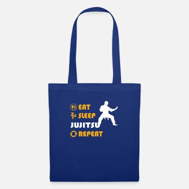 Judo Jujitsu - present for men and women - Stoffbeutel