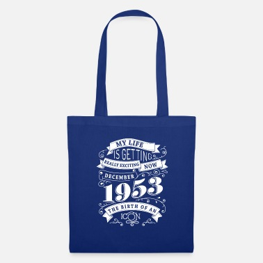 1953 December 1953 The birth of an icon - Tote Bag