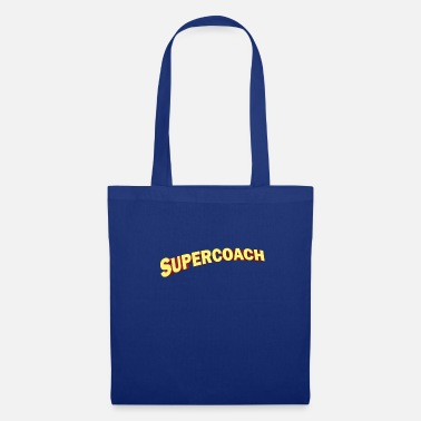 Smile Cool Super Coach appreciation gift - Tote Bag