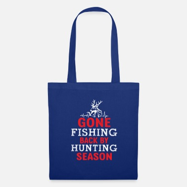 Catfish Go fishing, just come from a hunting session - Tote Bag