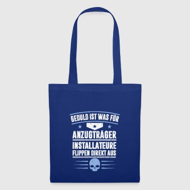 INSTALLATEURS - Tote Bag