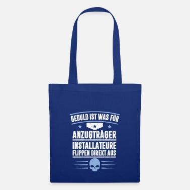 Installation INSTALLATEURS - Tote Bag