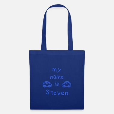 Steven STEVEN MY NAME IS - Borsa di stoffa