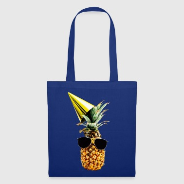 Party pineapple pineapple holiday - Tote Bag