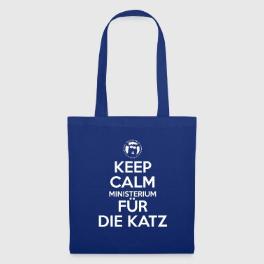 Keep Calm Ministry For The Katz Ministries AT - Tote Bag