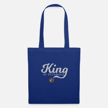 Petanque KING OF PETANQUE - Tote Bag