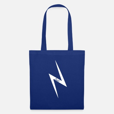 Lightning Bolt Witchcraft magic magician lightning gift idea - Tote Bag