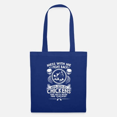 Bewinged Chickens Farmer Roosters Glucke Gift Winged - Tote Bag