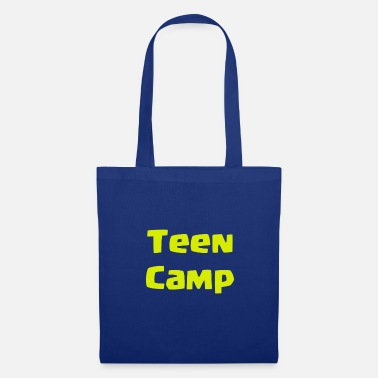 Teen Teen camp - Tote Bag