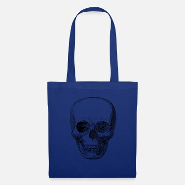 Thick thick skull - Tote Bag