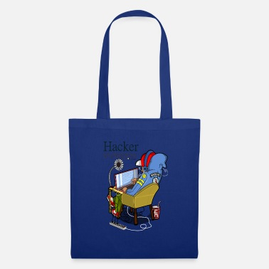 Hacker Hacker - Tote Bag