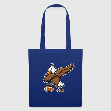 Dabbing dab American Eagle American football rugby - Tote Bag