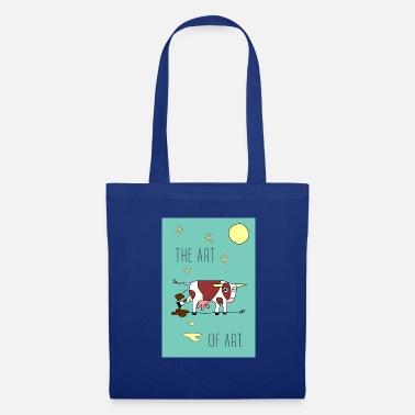 Arts the ART OF ART - Tote Bag