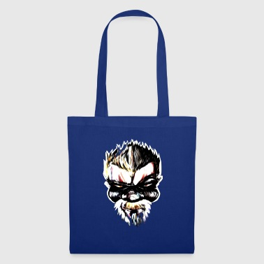 Badass Streetart Comic Boss - Tote Bag