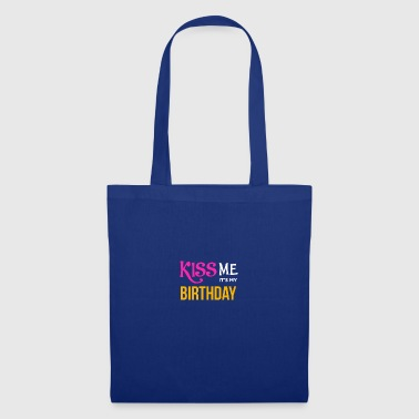 BDAY | KISS ME - Tote Bag