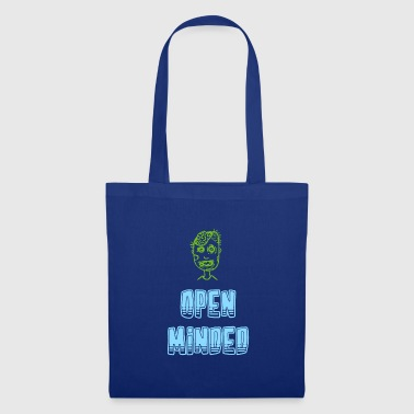 Open Minded - Tote Bag