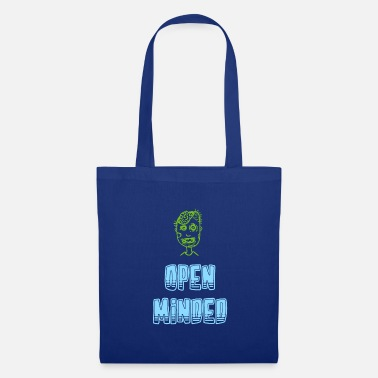Open Open Minded - Tote Bag