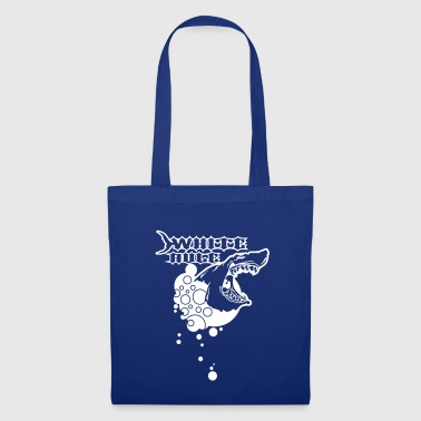 White Rule Requin - Tote Bag