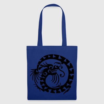 The Maori dragon - Tote Bag