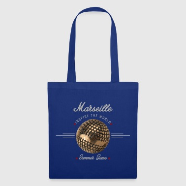 Marseille inspire the world - Tote Bag