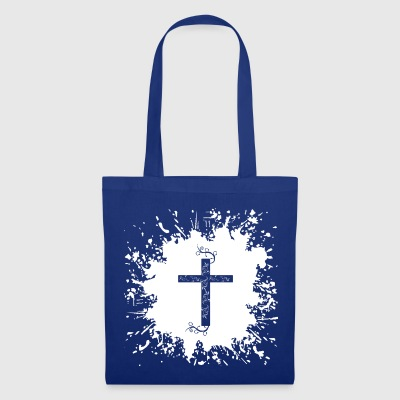 Cross Splash 2 - Tote Bag